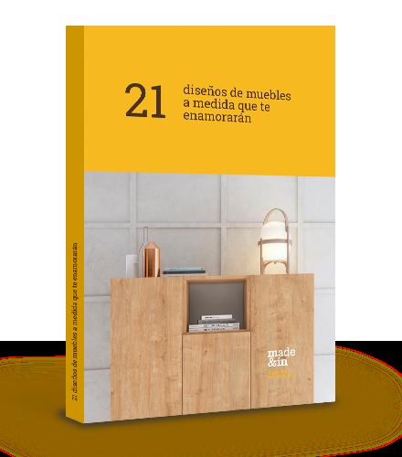 21 diseños de muebles a medida que te enamorarán