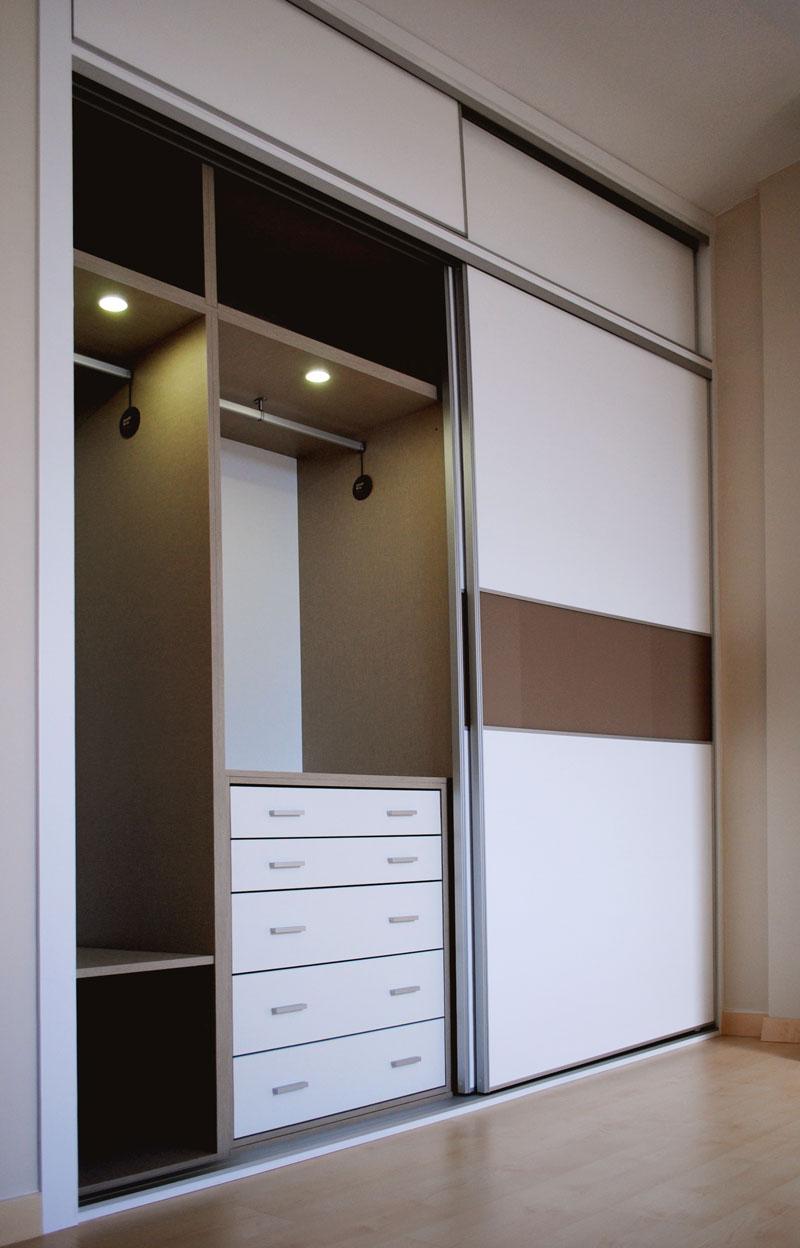 Interior de armario a medida